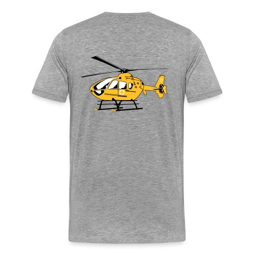Air - Rescue Shirt - Männer Premium T-Shirt