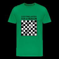 Camisetas ~ Camiseta premium hombre ~ Lost - everything happens for a reason