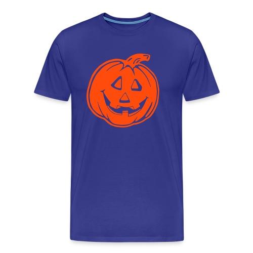 Böser Kürbis - Männer Premium T-Shirt