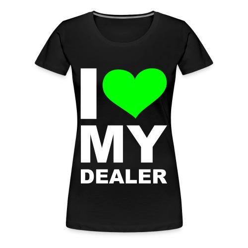 Dealershirt - Frauen Premium T-Shirt