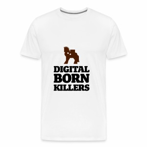 Born Digital - Männer Premium T-Shirt