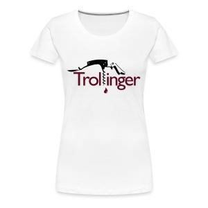 Trollinger - Frauen Premium T-Shirt
