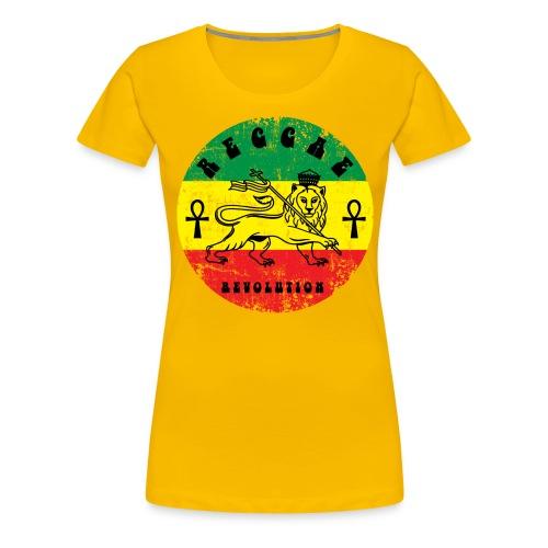 dongoldstar streetwear - Women's Premium T-Shirt