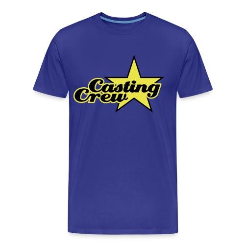 Casting T-shirt - Mannen Premium T-shirt