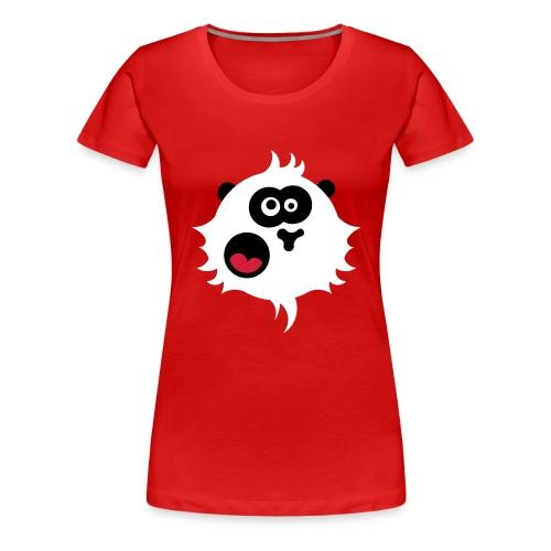 Panda power - Women's Premium T-Shirt