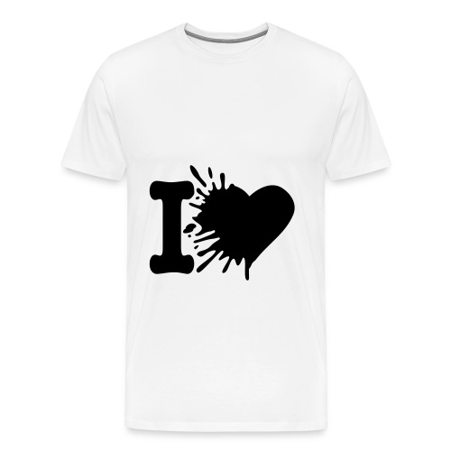 I love... - T-shirt Premium Homme