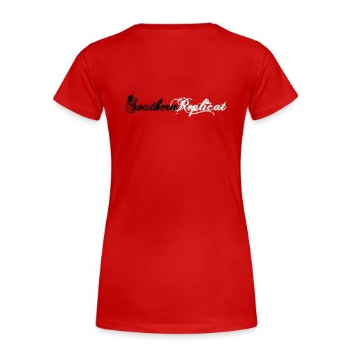 Southern - Rock-Mutti, rot - Frauen Premium T-Shirt