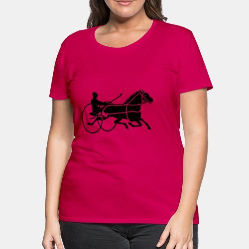 Shirt Traber - Frauen Premium T-Shirt