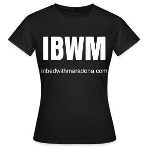 The IBWM slim tee for women - Women's T-Shirt