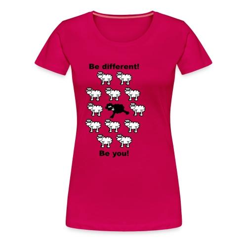 pecora nera - Maglietta Premium da donna