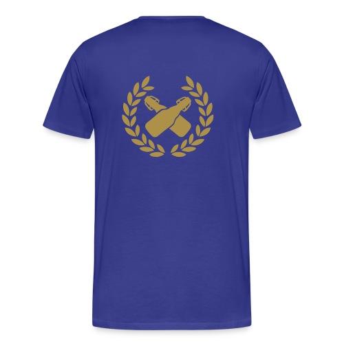Olympic Winner  - Herre premium T-shirt