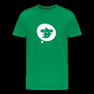 T-Shirts ~ Men's Premium T-Shirt ~ Cute Monster Basic Tee