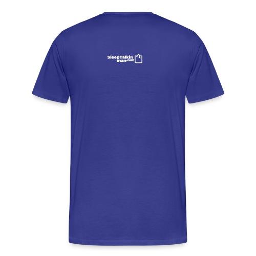 MENS SIMPLE: Why pray? - Men's Premium T-Shirt