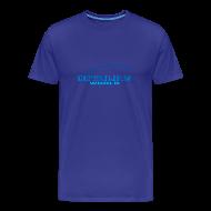 T-Shirts ~ Men's Premium T-Shirt ~ Detailing World 'Love It' Dual Sided T-Shirt