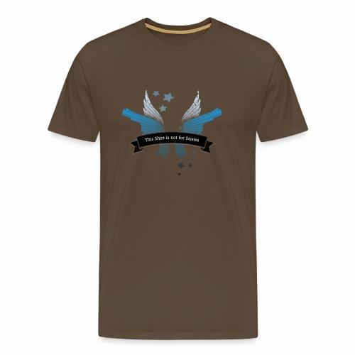 Not for Sissies - Männer Premium T-Shirt