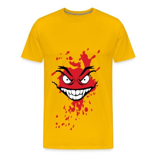T-shirt MonsterFace - T-shirt Premium Homme