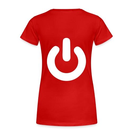 Big tits - Women's Premium T-Shirt