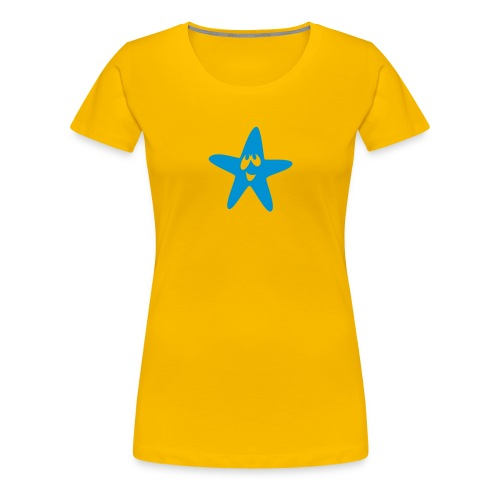 Starfich Girl - Premium T-skjorte for kvinner
