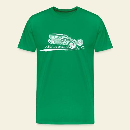 Hotrods by Raredog  - Herre premium T-shirt