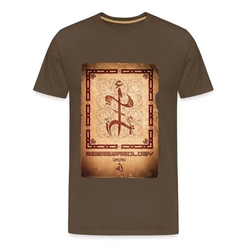 Berberabology - T-shirt Premium Homme