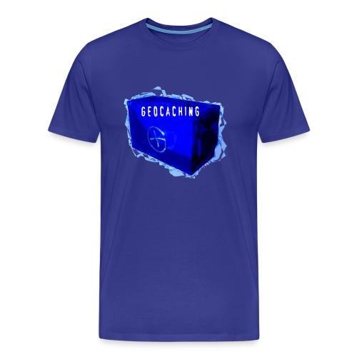 Geocaching Ammobox - Männer Premium T-Shirt