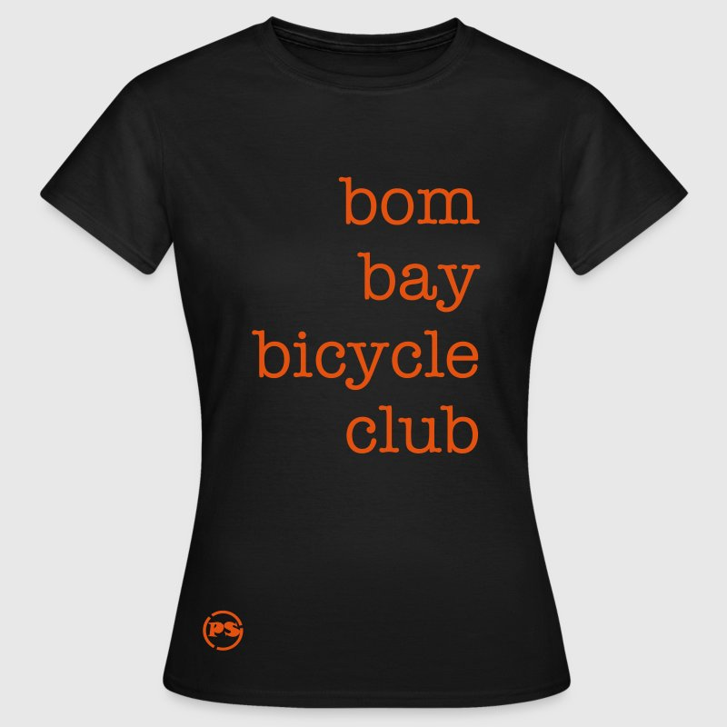 ladies classic fit bombay bicycle club tee shirt - Women's T-Shirt