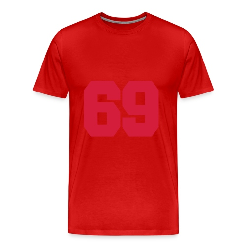 sixty-nine - Men's Premium T-Shirt
