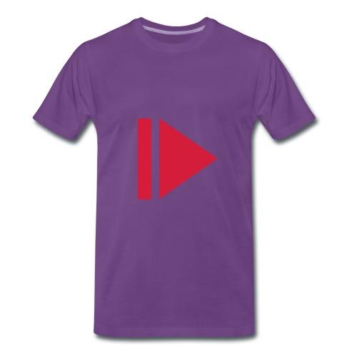 pause - Men's Premium T-Shirt