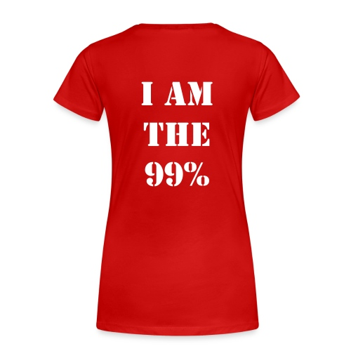 99% Girlie - Frauen Premium T-Shirt