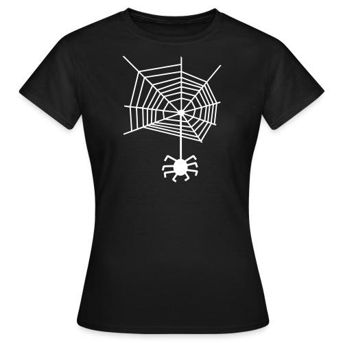 Women's T-Shirt - Spider's Web - Women's T-Shirt