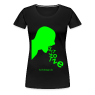 T-Shirts ~ Frauen Premium T-Shirt ~ Wortkotze - Frauen