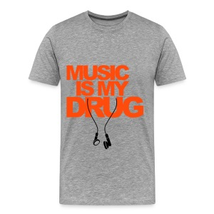 MUSIC ONE - T-shirt Premium Homme