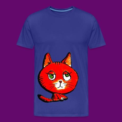 chats - T-shirt Premium Homme