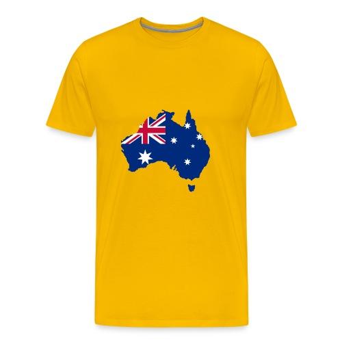 Aussie - T-shirt Premium Homme