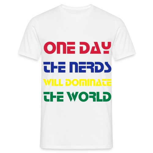 NERDS - T-shirt Homme