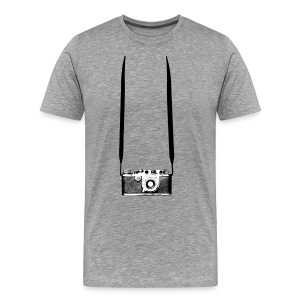 Leica IIIc - T-shirt Premium Homme