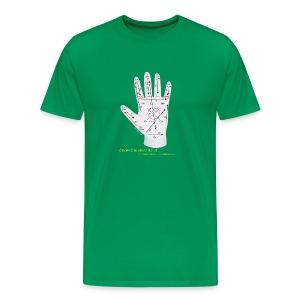 Lorm-Handschuh - Shirt - Männer Premium T-Shirt