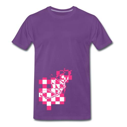 ...check him out! - Men's Premium T-Shirt