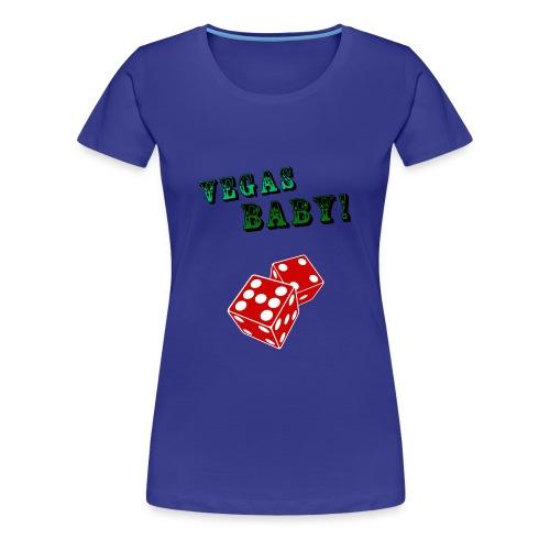 Misfits - vegas baby! - Camiseta premium mujer