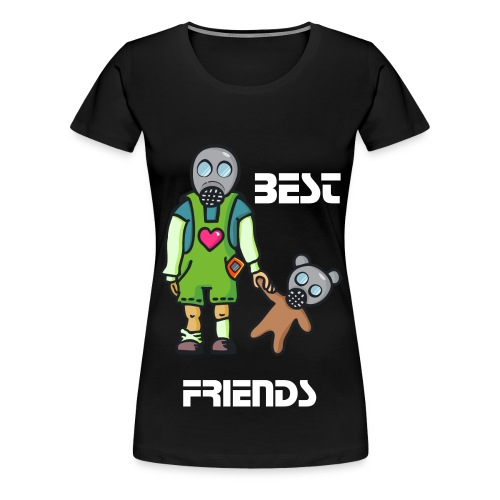 Best Friends by Obsession - Camiseta premium mujer