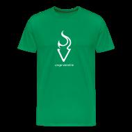 T-skjorter ~ Premium T-skjorte for menn ~ UV_formel_Herrer