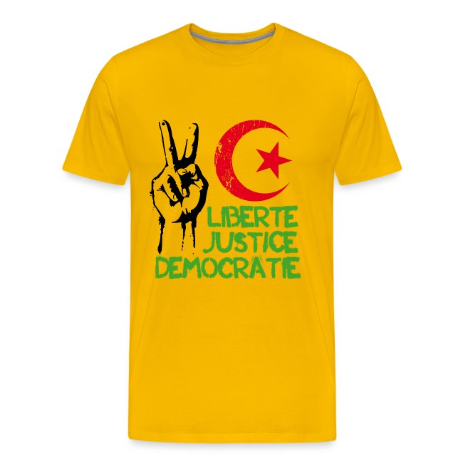 Liberté Justice Démocratie