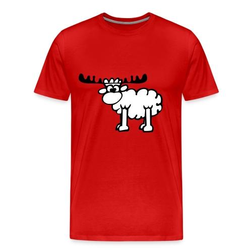Zeg NEE tegen Farmville! - Mannen Premium T-shirt