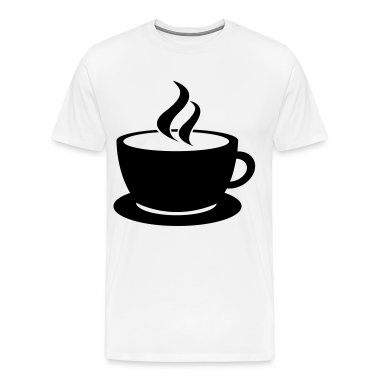 coffee cup tea cafe T-Shirts