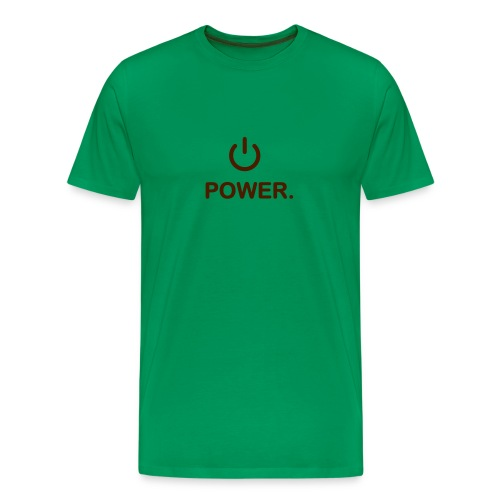 Power Shirt - T-shirt Premium Homme