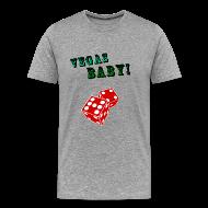 Camisetas ~ Camiseta premium hombre ~ Misfits - vegas baby!