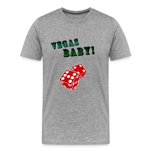 Misfits - vegas baby! - Camiseta premium hombre