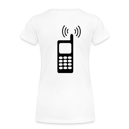 OCCUPY - Vrouwen Premium T-shirt