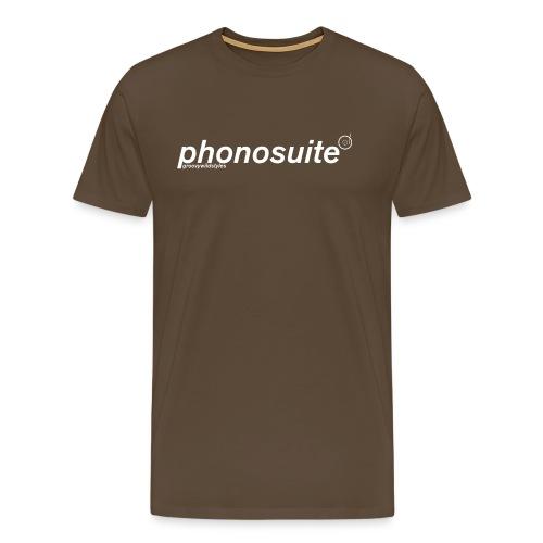 phonosuite - groovy wild styles (classic) - Männer Premium T-Shirt
