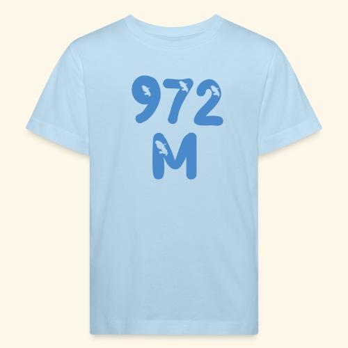 M 972, Martinique t-shirt kid - T-shirt bio Enfant